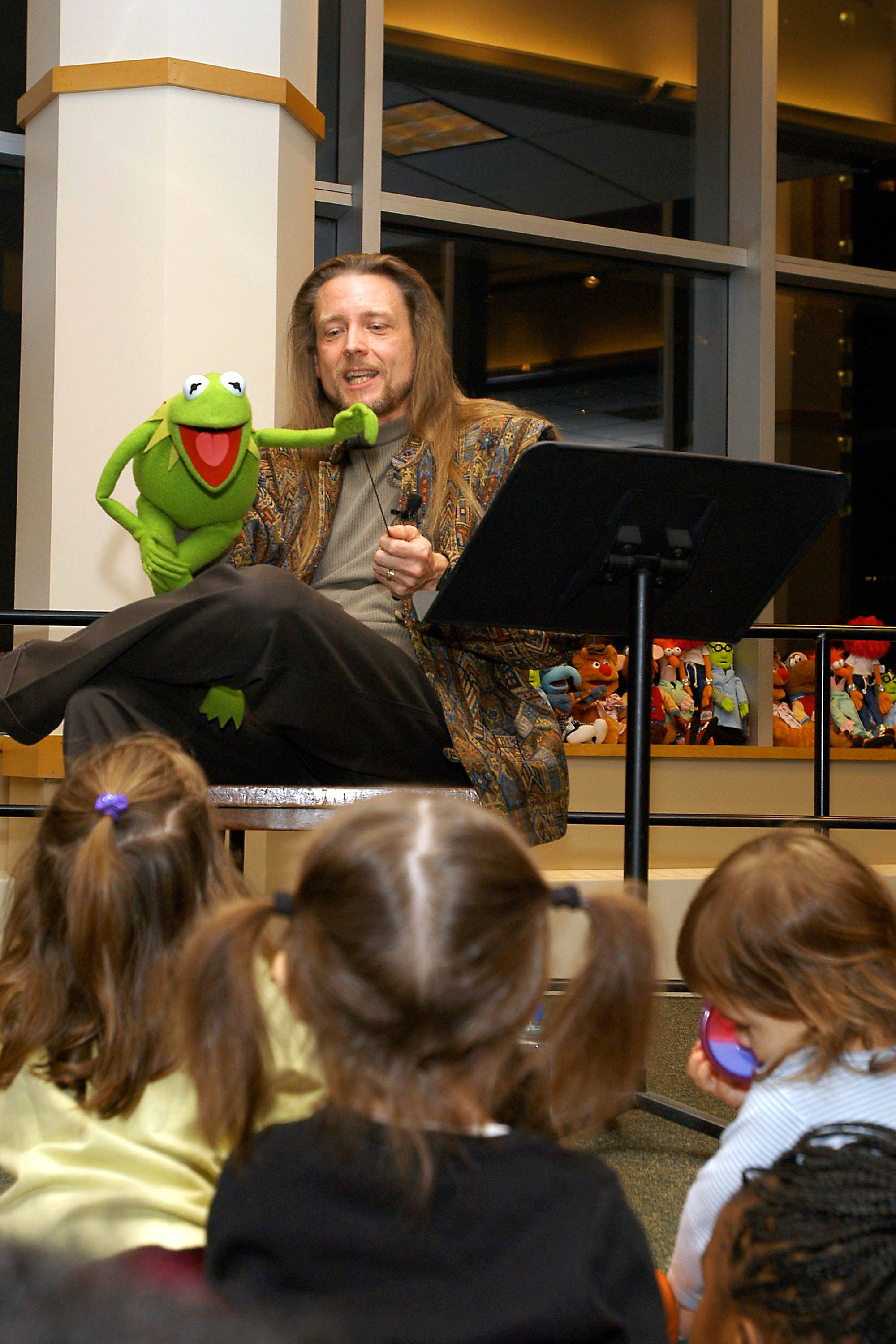 Muppets Studio Says Kermit Actor Steve Whitmire Was Fired Over 'Unacceptable Business Conduct'