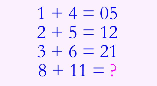 Can You Solve The Intelligence Test That's Left People On Facebook