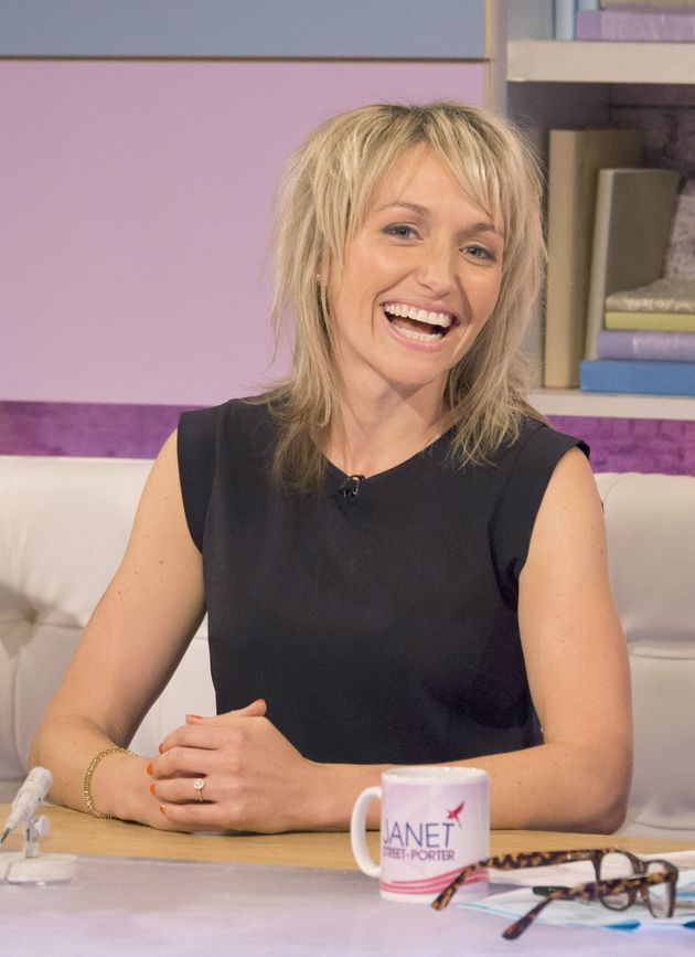Kate Quilton will co-host the new health series with