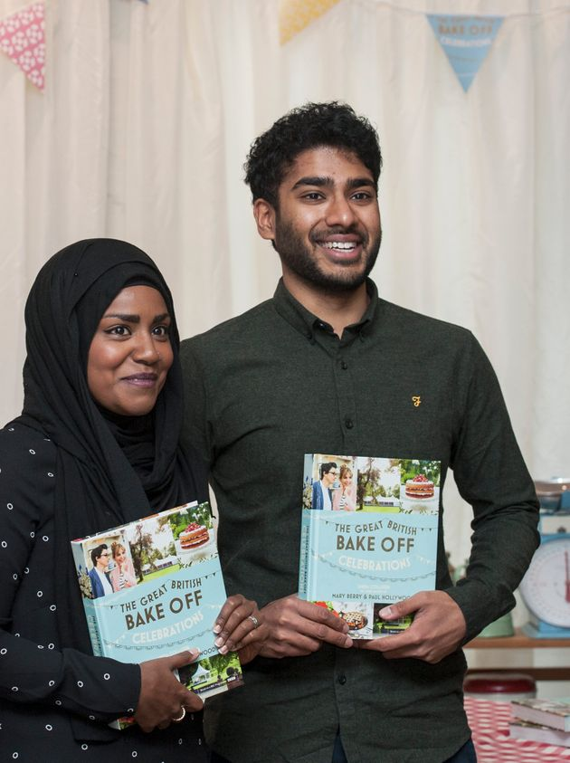 Tamal lost out to Nadiya Hussain in the 2015 'Bake Off'