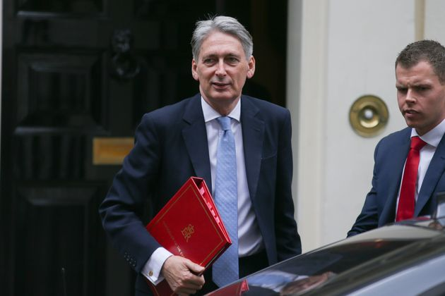 Philip Hammond Denies Being 'Enfeebled' Following Cabinet Leaks Against