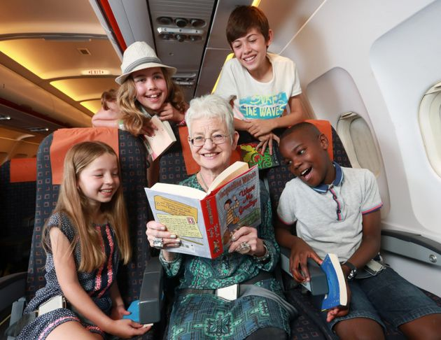 EasyJet Launches 'Flybraries' Book Club To Keep Kids Entertained On Flights And Encourage
