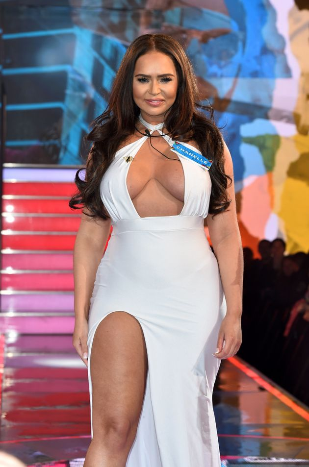 Chanelle has had sex in the 'Big Brother'
