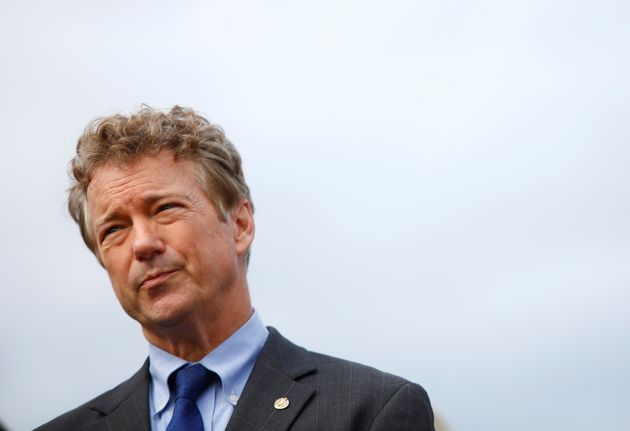 Senator Rand Paul is one of the Republicans who opposed the Senate
