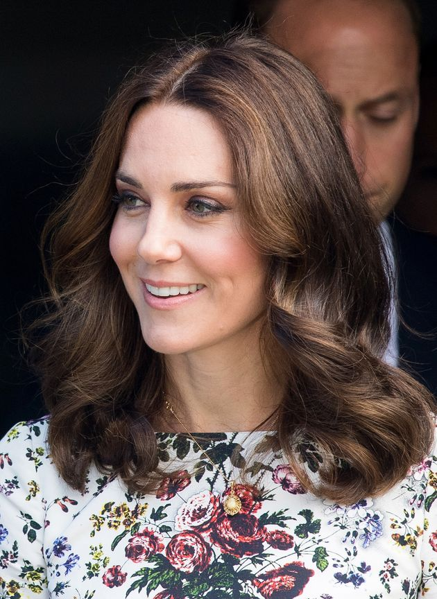 The Duchess Of Cambridge Wears British Designer Erdem On Day Two Of Royal Tour Of