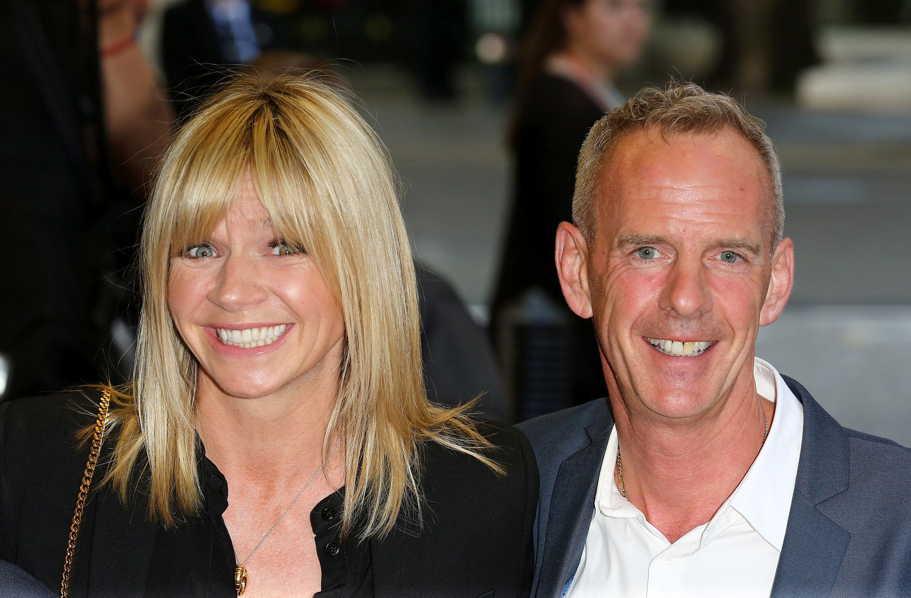 Norman Cook Opens Up About Zoe Ball Marital