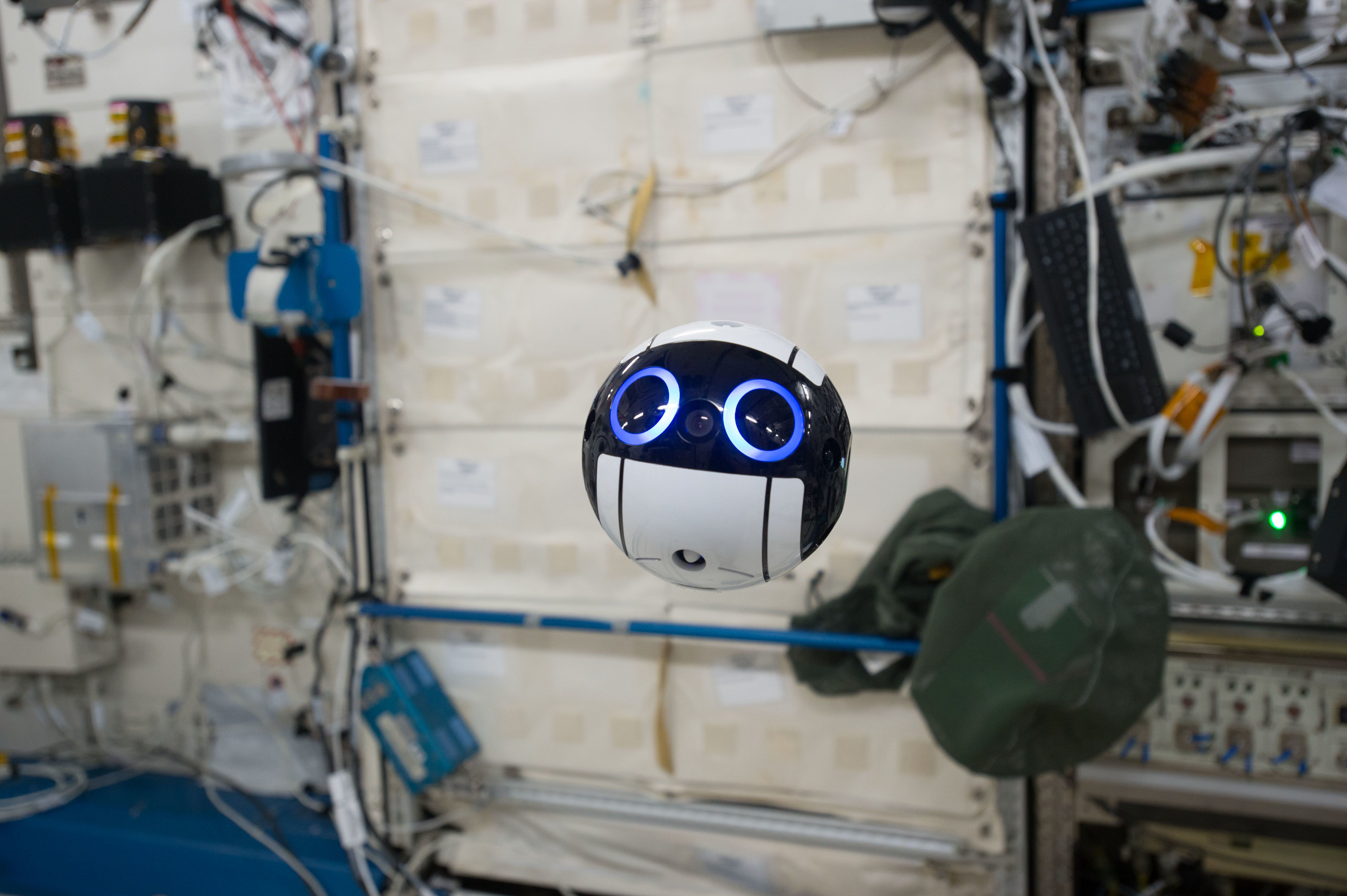 Japan's New Space Robot Brings Us One Step Closer To HAL