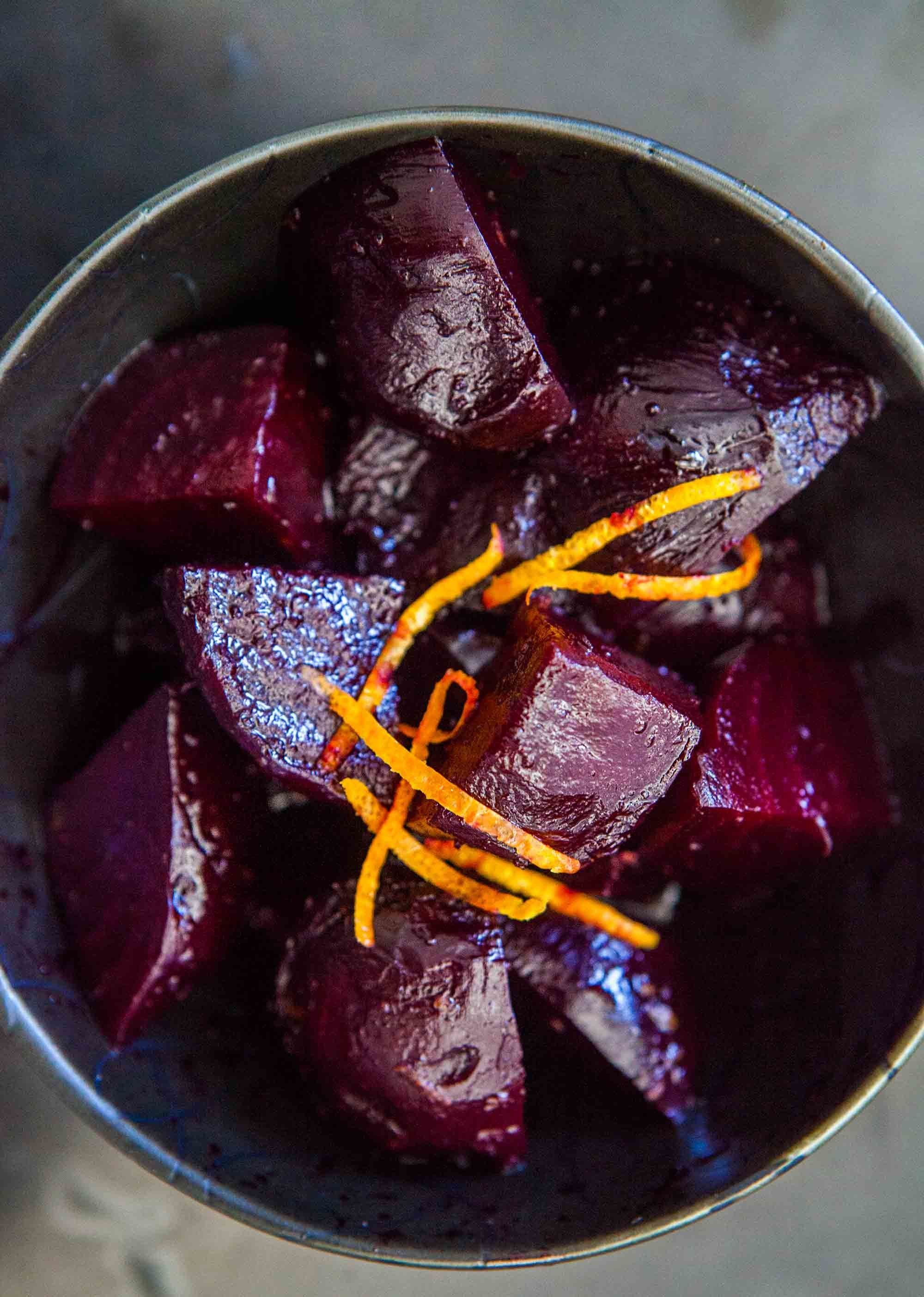 12 Roasted Beets With Balsamic Glaze. Simply Recipes