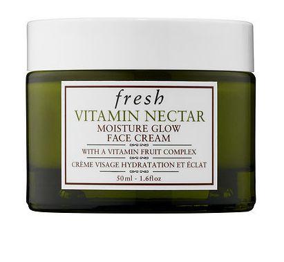 "It smells like orangey goodness. <a href=""http://www.sephora.com/vitamin-nectar-moisture-glow-face-cream-P420158?skuId=192636"