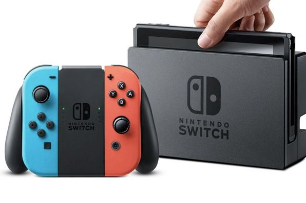 "Though, honestly, this will probably be an obsession for a while. <a href=""https://www.amazon.com/Nintendo-Switch-Neon-Blue-R"