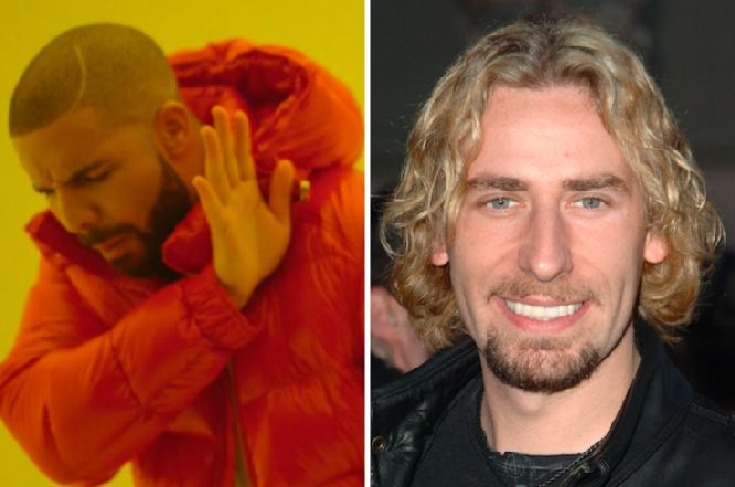 Drake just says no to Nickelback.