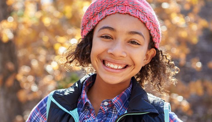 Show kids that the tools for a positive outlook are well within their reach.