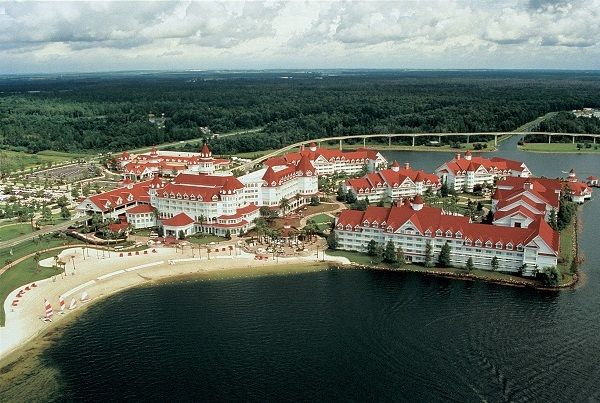 The History of Disney's Grand Floridian Resort & Spa – Part One