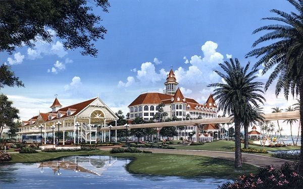 Grand Floridian Resort Spa
