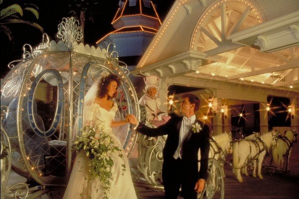 Disney's Wedding Pavilion at The Grand Floridian Beach Resort