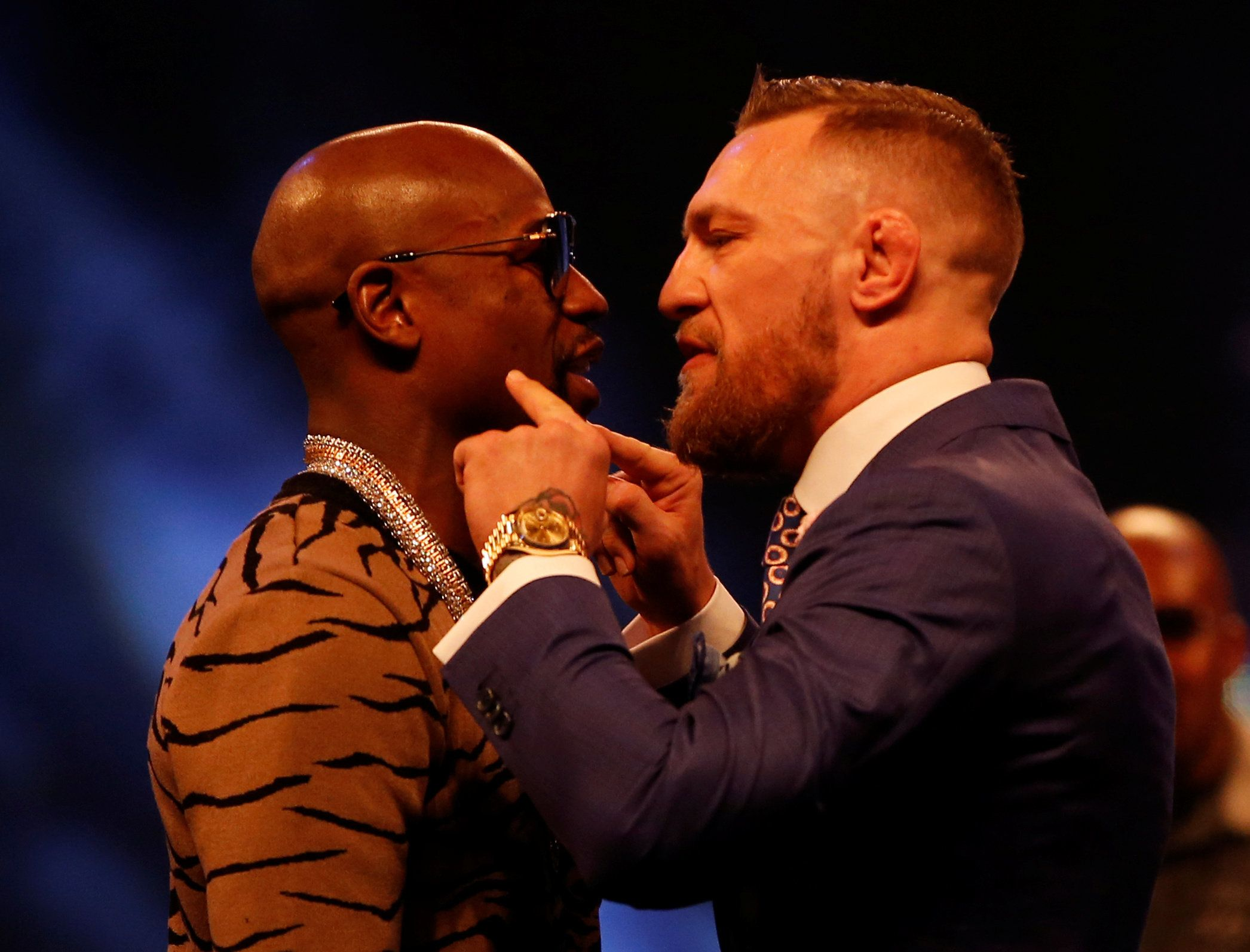 Floyd Mayweather Explains Why He Called Conor McGregor A