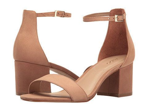 We love a good heel, but when you're on vacation, you're searching for that shoe that's dressier than a flip-flop but more co