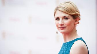 LONDON, UNITED KINGDOM - MAY 12: Jodie Whittaker attends the Arqiva British Academy Television Awards 2013 at the Royal Festival Hall on May 12, 2013 in London, England. (Photo by John Phillips/UK Press via Getty Images)