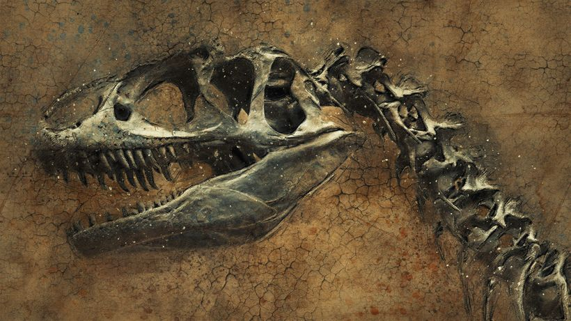 Dinosaurs were unable to adapt and perished while mammals survived and thrived