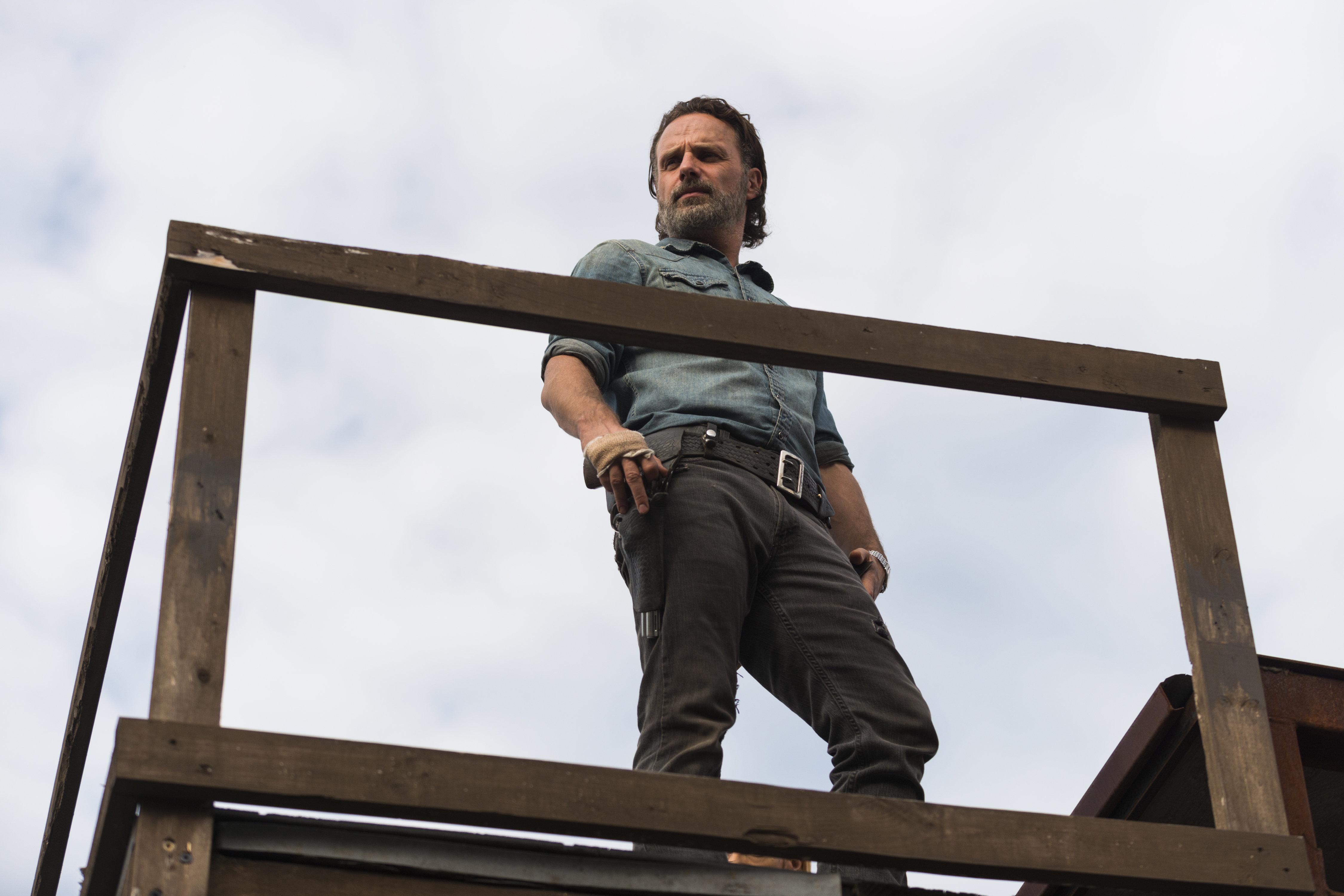 'The Walking Dead' Season 8 Trailer Will Make You 'S**t'