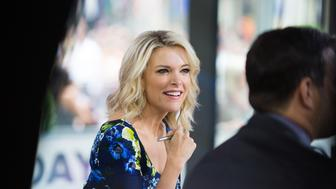 TODAY -- Pictured: Megyn Kelly on Thursday, July 6, 2017 -- (Photo by: Nathan Congleton/NBC/NBCU Photo Bank via Getty Images)