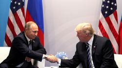 Trump Had A 2nd Meeting With Putin During G-20