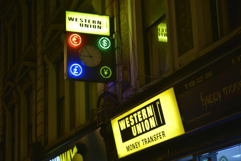 Scammers have used Western Union's services to move their ill-gotten