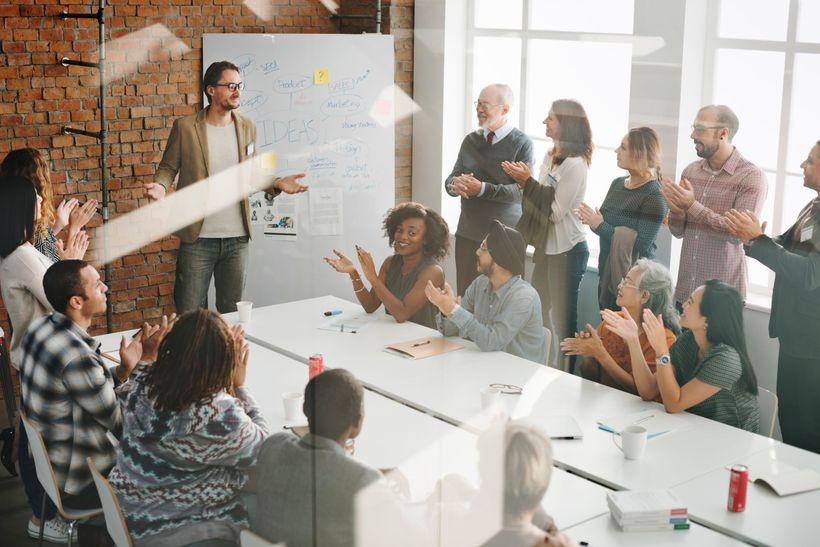 Does behaviour drive culture change?