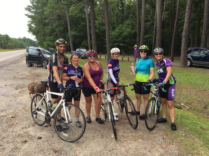 The 2017 SC Ride to Remember