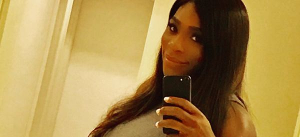 Pregnant Serena Williams Seeks Sleep Advice After Struggling To Get Comfy In Bed