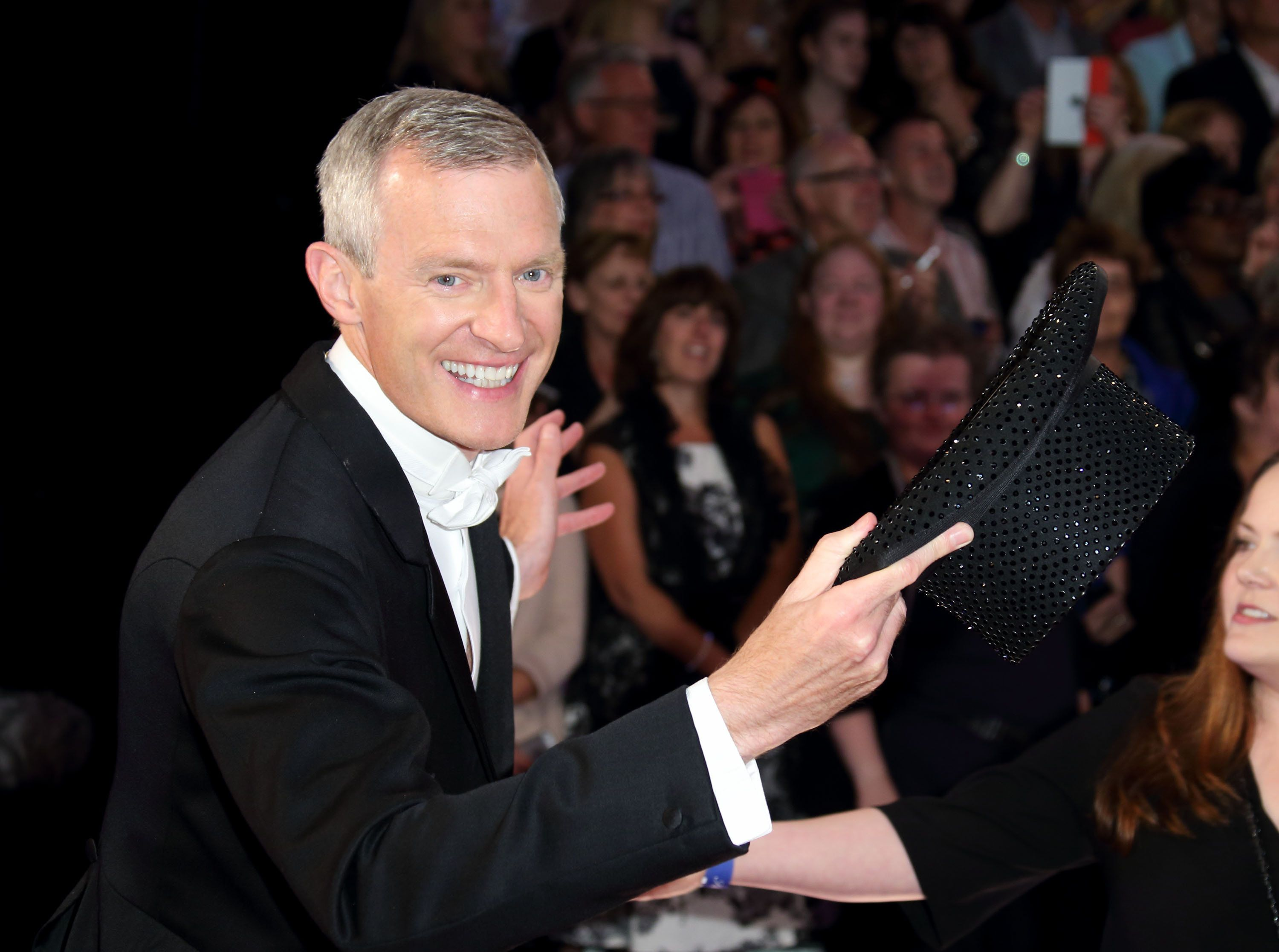 'Multi-Genre' Jeremy Vine Named Among Top BBC