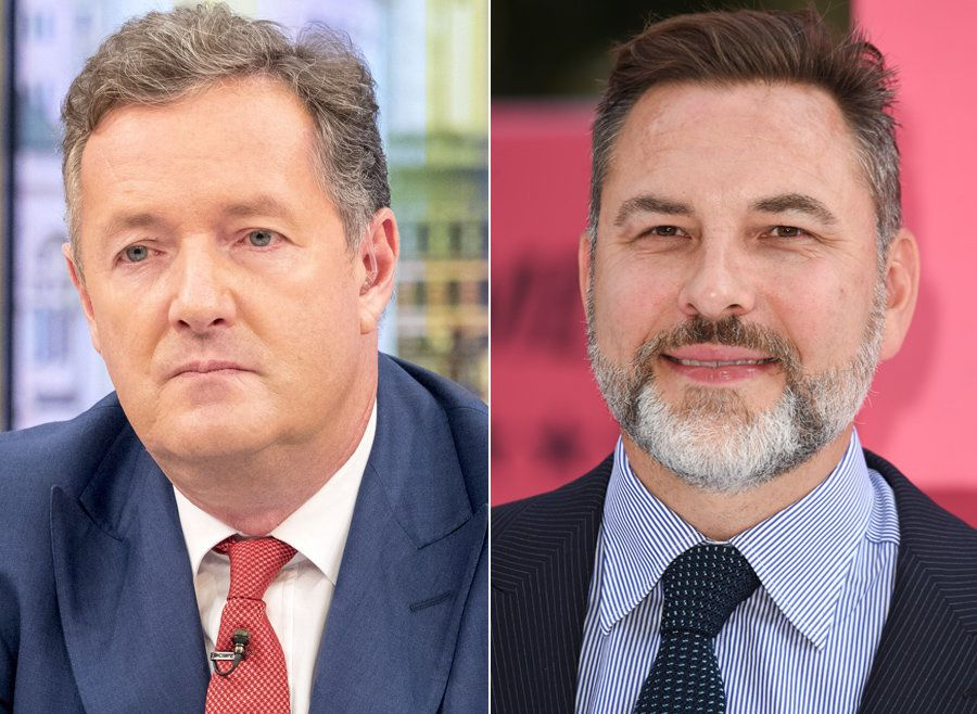 Piers Morgan Criticises David Walliams' Decision To Turn Down 'Life Stories'