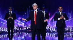 'Singing Trump' Returns To Make 'America's Got Talent' Great