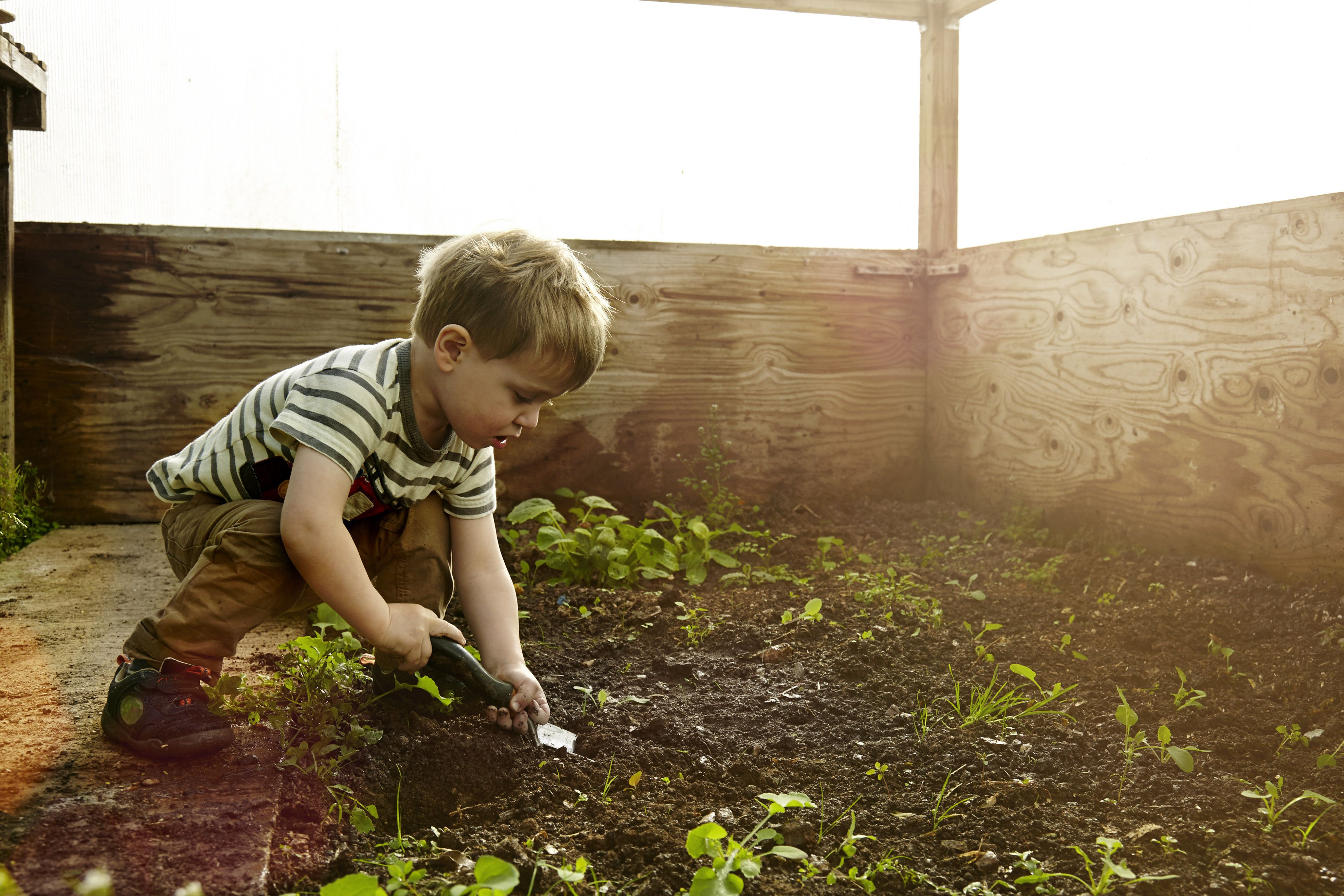 6 Reasons Why Letting Your Children Get Dirty Is a Great