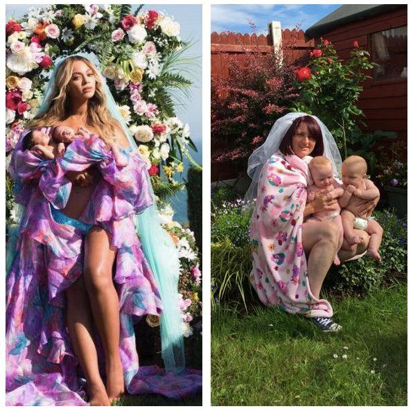 Z & Beyoncé's Twins Reportedly Have A Connection To The Kardashians