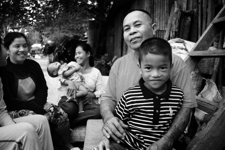 The Cambodian Children's Trust family preservation work keeps families together.