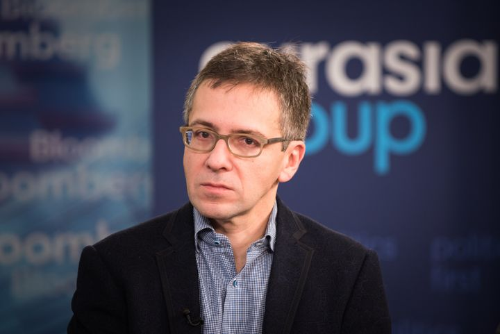 Eurasia Group President Ian Bremmer broke the news about President Donald Trump's undisclosed meeting with Vladimir Putin.