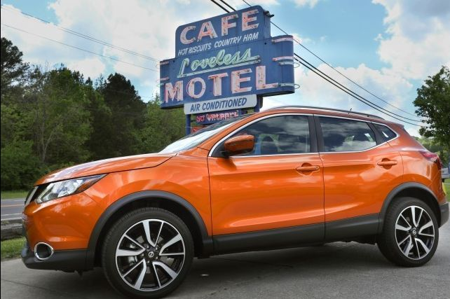 The Nissan Rogue Sport has a base price of approx $21,000