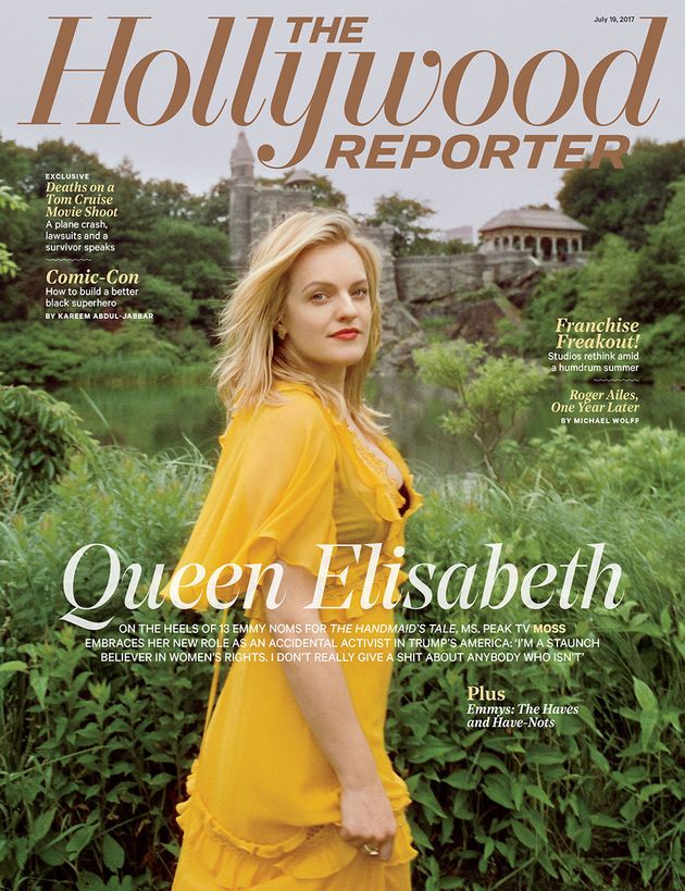 'The Handmaid's Tale' Has Turned Elisabeth Moss Into An
