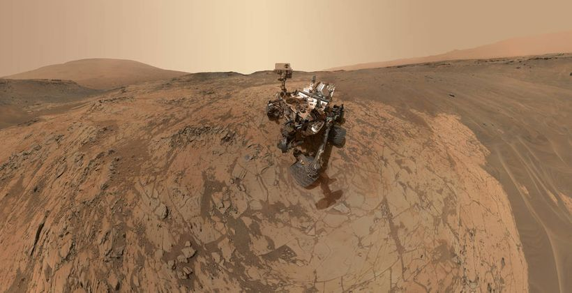 Developed by Los Alamos National Laboratory with the French space agency, the ChemCam instrument on the Mars rover Curiosity