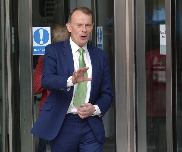 Andrew Marr has spoken out about offers from BBC