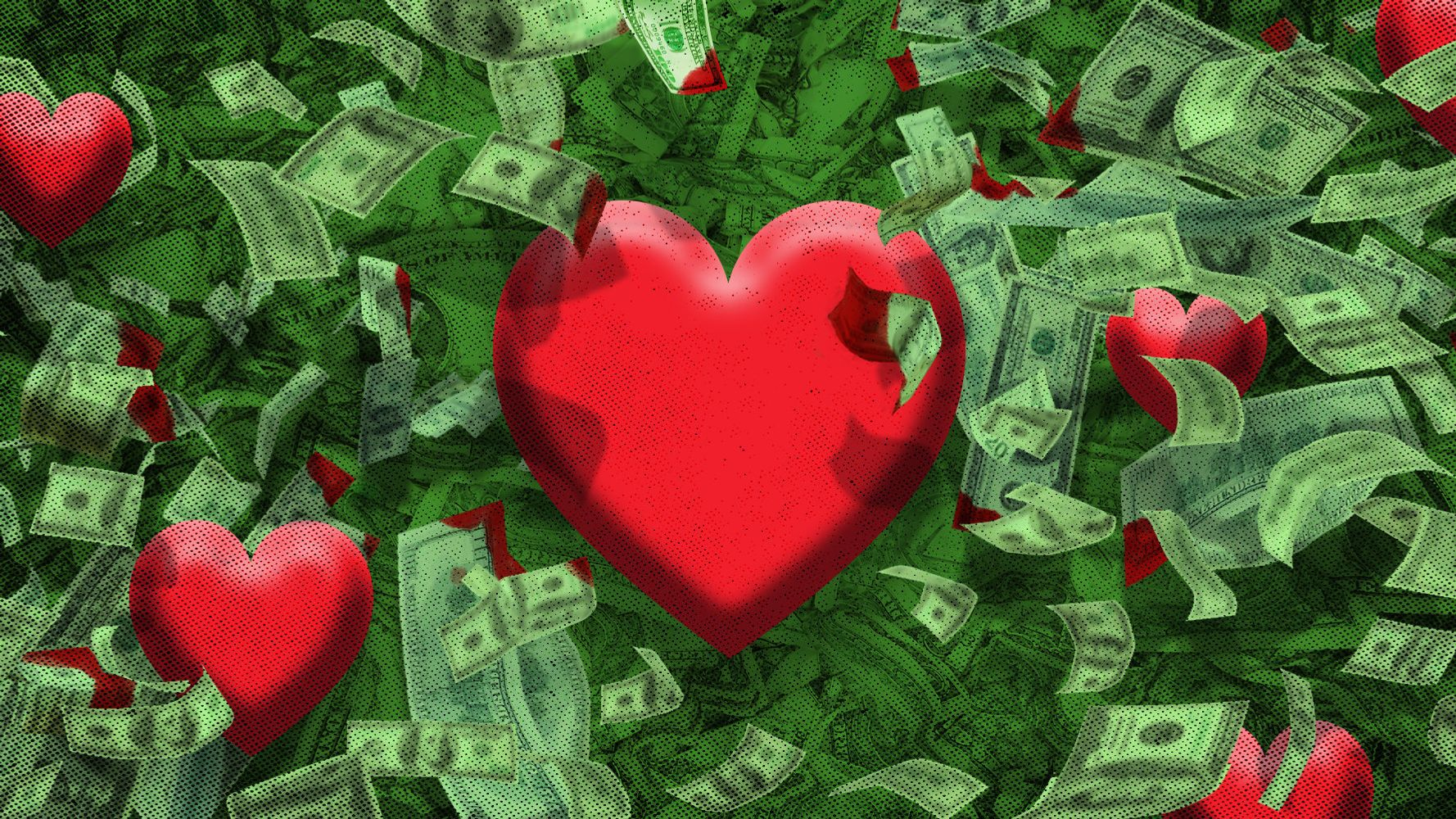 How A Billion-Dollar Internet Scam Is Breaking Hearts And