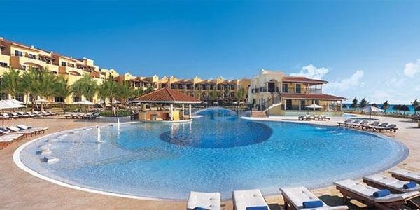 It's Cancun for less than $900 for 4 nights with airfare. Yes, you read that right. Travel dates begin 7/29 so be sure to hop