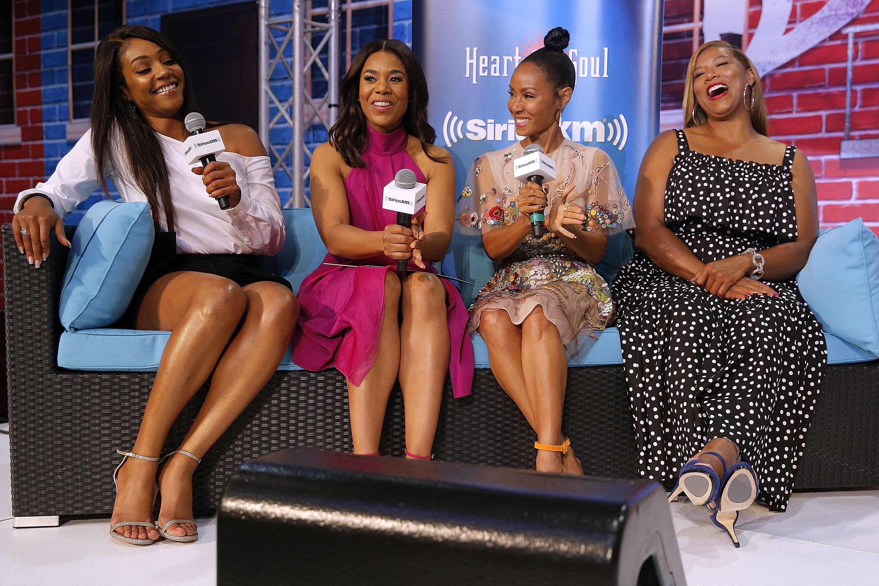 Girls Trip director hopes film's portrayal of black women does them justice