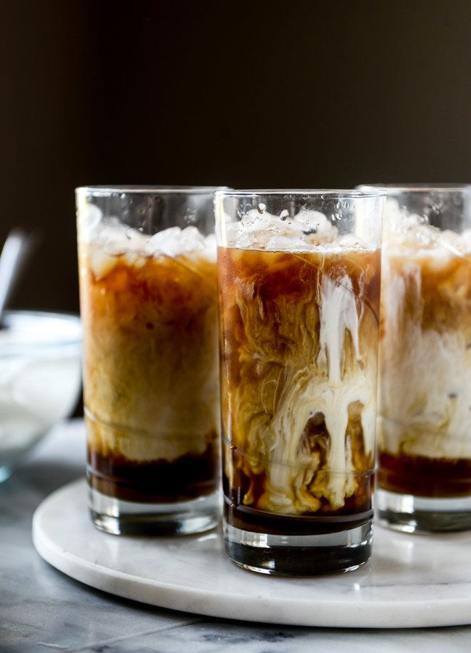 """<strong>Get the <a href=""""http://www.howsweeteats.com/2016/03/iced-whiskey-coffees-with-whiskey-syrup-and-whipped-cream/"""" targ"""