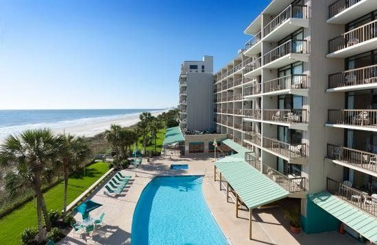 """Make your way down to Myrtle Beach during these last few days of summer starting at just $68/night. <a href=""""https://www.grou"""