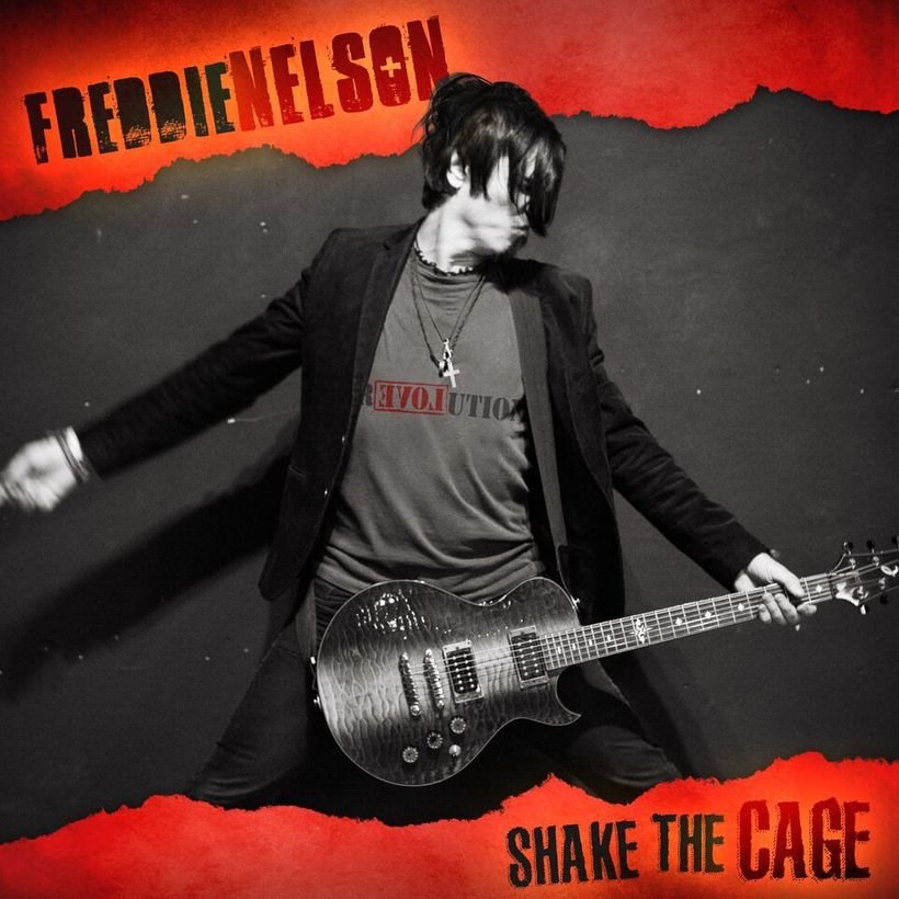 Shake The Cage Guitar Virtuoso Freddie Nelson Drops A Sizzling