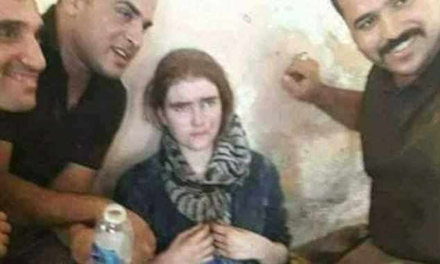 An alleged photo ofLinda