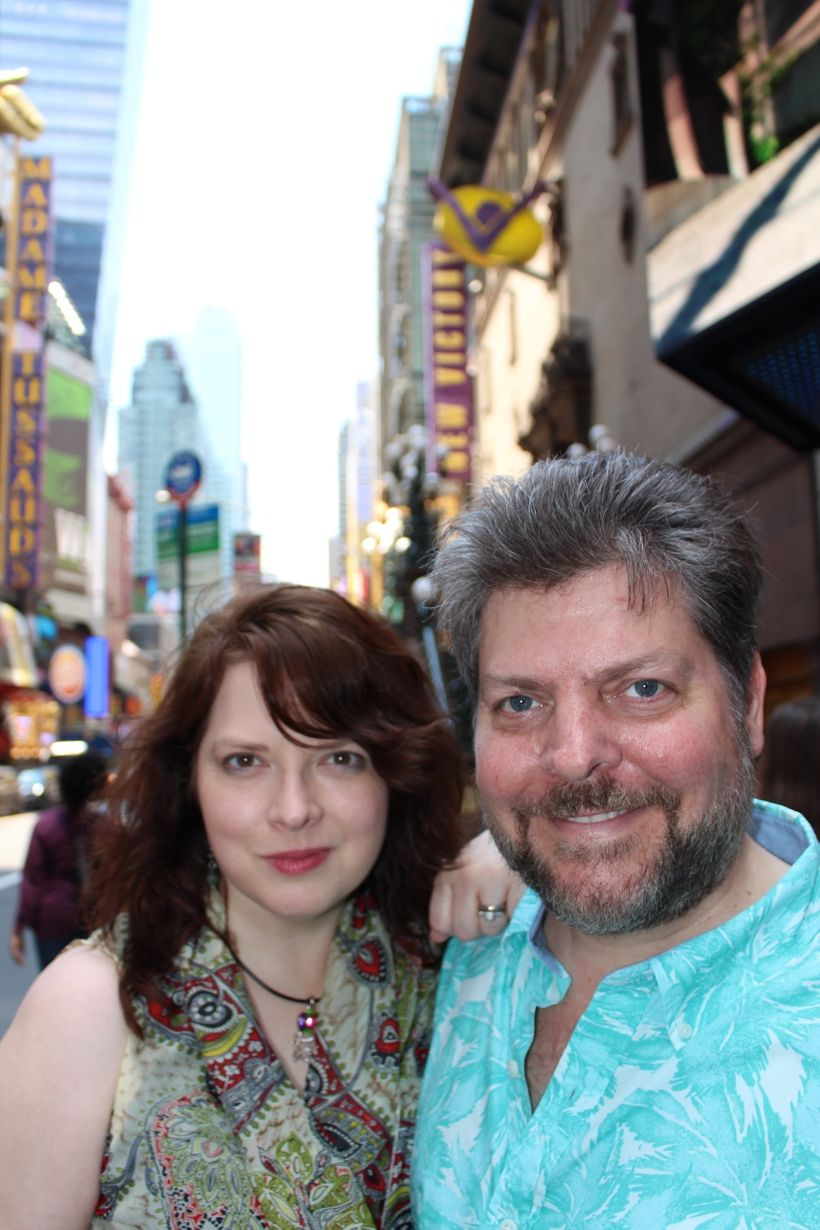 Emily Thompson and Richard D. Russell take Manhattan