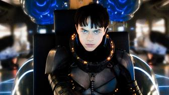 Dane DeHaan stars in Luc Besson's VALERIAN AND THE CITY OF A THOUSAND PLANETS.Photo Credit: Lou FaulonPhoto courtesy of STX EntertainmentMotion Picture Artwork © 2017 STX Financing, LLC. All Rights Reserved.